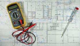 Wiring Diagram Stock Photos