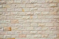 Wirkliche alte Backsteinmauerbeschaffenheit und -hintergrund Lizenzfreie Stockbilder