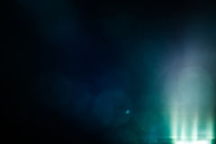 Wirkliche Blendenfleck-Atelieraufnahme einfach, als Filter über Fotos hinzuzufügen Stockfotos