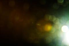 Wirkliche Blendenfleck-Atelieraufnahme einfach, als Filter über Fotos hinzuzufügen Lizenzfreie Stockfotografie