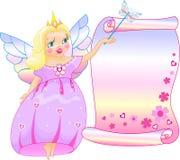 Wirkliche Prinzessin Lizenzfreie Stockfotos