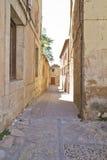 Wirkliches FÃ-¡ brica de Paños Es wurde im Jahre 1750 von König Ferdinan gegründet Lizenzfreies Stockbild