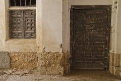 Wirkliches FÃ-¡ brica de Paños Es wurde im Jahre 1750 von König Ferdinan gegründet Lizenzfreie Stockfotos
