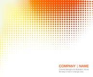 Wirkungsvoller farbiger Hintergrund Lizenzfreies Stockfoto