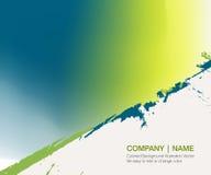 Wirkungsvoller farbiger Hintergrund Lizenzfreie Stockfotografie