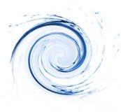 Wirl dell'acqua fotografia stock libera da diritti