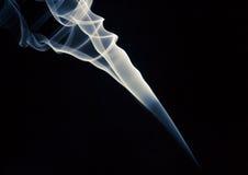 Wirls av en rökig galax Royaltyfri Foto