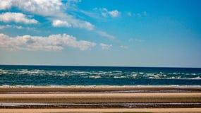Wirować kipiel Z plaży W Puerto Penasco Zdjęcia Royalty Free