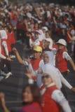 WIRTS-HERAUSFORDERUNG INDONESIENS ASIENSPIELE Lizenzfreie Stockfotografie