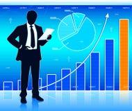 Wirtschaftliche Entwicklung Lizenzfreie Stockbilder