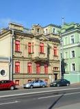Wirtschaftskrise in Russland Stockbilder