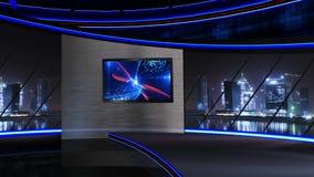 Wirtualna ustalona pracowniana diwa 3 zbiory wideo