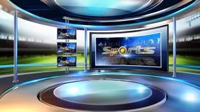 Wirtualni setów sporty zbiory wideo