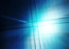 Wirtualny technologii tło Zdjęcia Stock