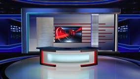 wirtualny ustalony newsroom 2 długo zbiory