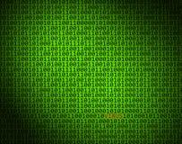 WIRUSOWY cyberprzestępstwa pojęcie Obrazy Royalty Free