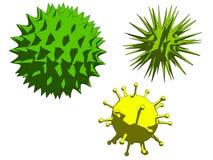 wirusy Fotografia Stock