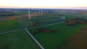 Wisconsin-Landschaft Lizenzfreie Stockfotografie