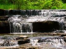 Wisconsin Skillet Creek Falls Stock Image