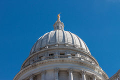 Wisconsin State Capital Stock Images