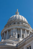 Wisconsin State Capital Stock Image