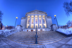 Wisconsin State Capitol, HDR Royalty Free Stock Photos