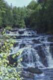 Wisconsin vattenfall arkivbild
