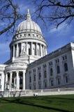 Wisconsin-Zustandkapitol stockfotografie