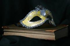 Wisdom mask Stock Images