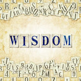 Wisdom Royalty Free Stock Images