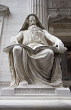 Wisdom Statue Royalty Free Stock Photography