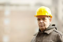 Wise construction Royalty Free Stock Photography
