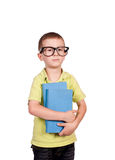 Wise kid Royalty Free Stock Photography