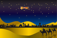 Wise men Stock Photography