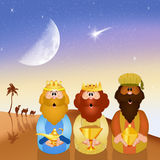 Wise men Stock Image