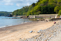 Wisemans Bridge Wales Royalty Free Stock Image