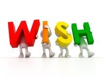 Always wish Stock Image