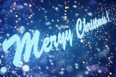 Wish everyone happy new year and merry christmas Royalty Free Stock Photo