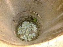 Wish fountain Stock Photo