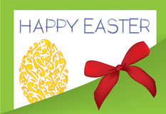 Wish happy easter Royalty Free Stock Photo