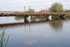 Wishes bridge Stock Photos