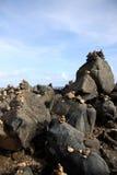 Wishing stones rocks stacked up Stock Photos