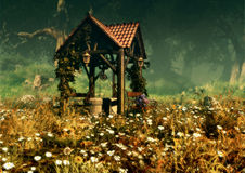 The Wishing Well Royalty Free Stock Photos