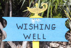Wishing Well Royalty Free Stock Image