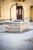 Wishing well Stock Photo