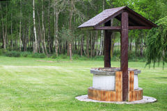 Wishing well Royalty Free Stock Images