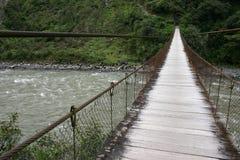 wisi na most Zdjęcia Royalty Free