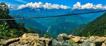 wisi na most Zdjęcie Royalty Free