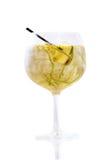 Wiskey-Cocktail Lizenzfreie Stockfotos