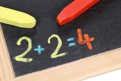 Wiskunde Stock Fotografie